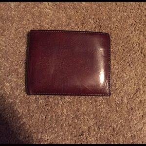Bosca Other - Brown Leather Wallet