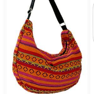 Antik Kraft  Handbags - 🍁Bohemian Bag (Orange)