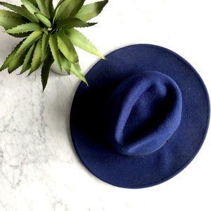 H & M Accessories - H & M Felt Fedora Hat