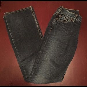 Silver Jeans Denim - Silver women's flare jeans
