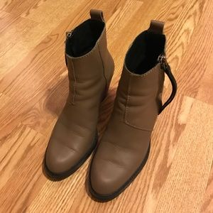 Acne Shoes - Acne pistol boot