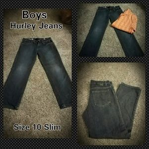 Hurley  Other - Boys Hurley Jeans