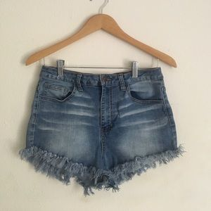 cello jeans Pants - Jean shorts