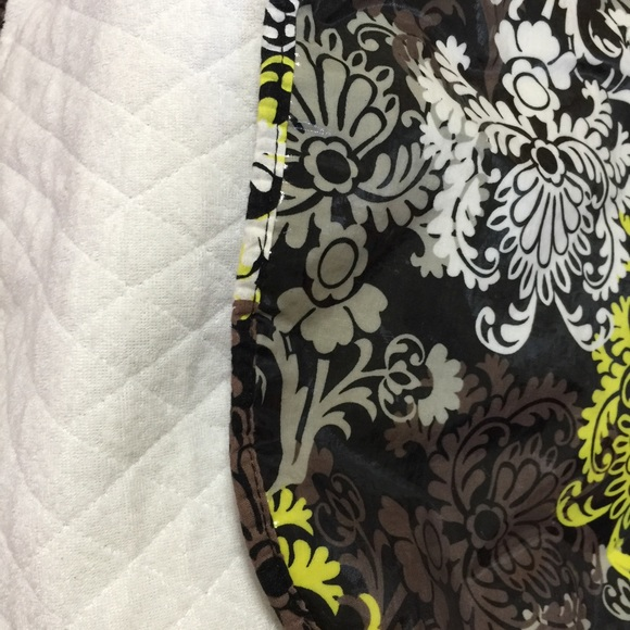 95 off vera bradley handbags sale vera bradley nwot diaper bag black from jodie 39 s closet. Black Bedroom Furniture Sets. Home Design Ideas