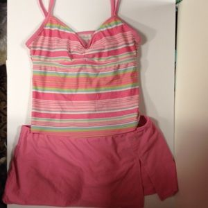 VM Other - VM tankini swim suit pink size medium