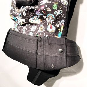 fe9a3759001 Accessories - Lillebaby Tokidoki Space Place Black Baby Carrier