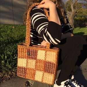 American west Handbags - American West Straw Purse