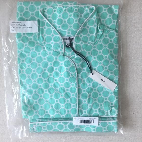 Marigot Pajama Matching Short set f872519db