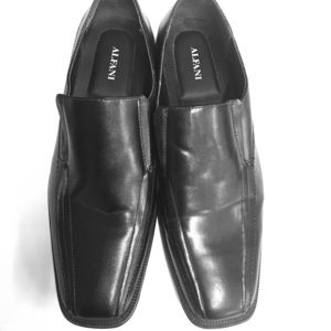 Alfani Other - Men's Alfani black dress shoes