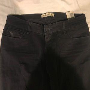 abercrombie kids Denim - Navy Abercrombie jeans skinny