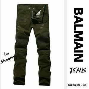 Balmain Other - 6 HR SALE●|● Balmain Trouser Jeans