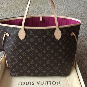 Louis Vuitton Handbags - Authentic LV Neverfull MM