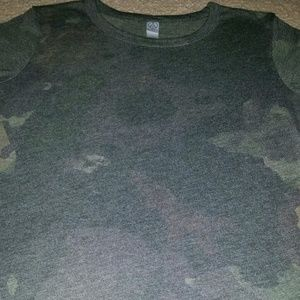 Alternative Tops - Alternative Earth Camo Tee