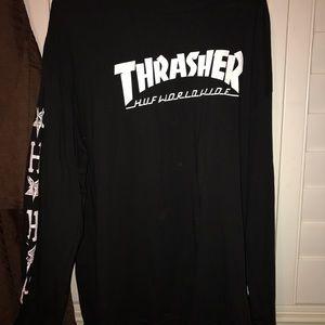 Thrasher x Huf long sleeve