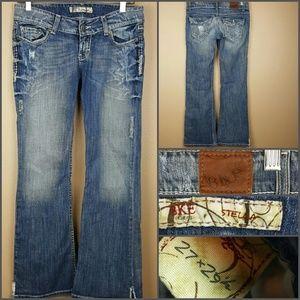 BKE Denim - BKE Stella Bootcut Jeans 27x29.5 Size 27