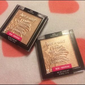 Sephora Other - TWO WetNWild Megaglow Highlighters-Precious Petals
