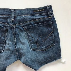 Citizens of Humanity Pants - [COH] distressed cutoff jean shorts 26