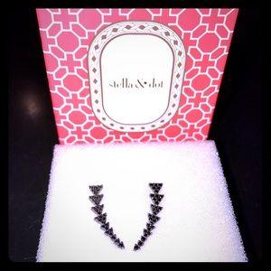 Stella & Dot Jewelry - Stella & Dot Path Ear Climber