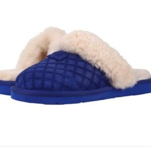Brand new in box authentic UGG slippers