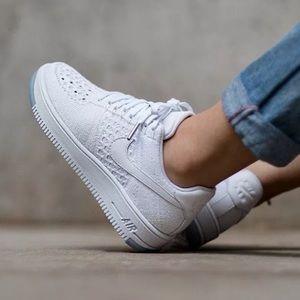 Nike Shoes - Women's Nike Air Force 1 Low Flyknit Low Sneakers