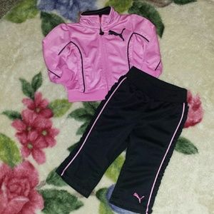 Puma Other - Baby girl 9 month outfit
