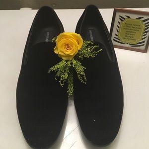 Giorgio Brutini Other - Giorgio Brutini men's velvet slip on dress shoes