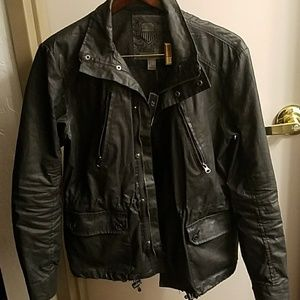 21men Other - Waxed Outerwear Jacket