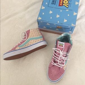 28dfb8baa7c Vans Shoes - Toy Story Bo Peep Vans