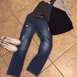 loved by heidi klum Denim - Maternity jeans size medium motherhood