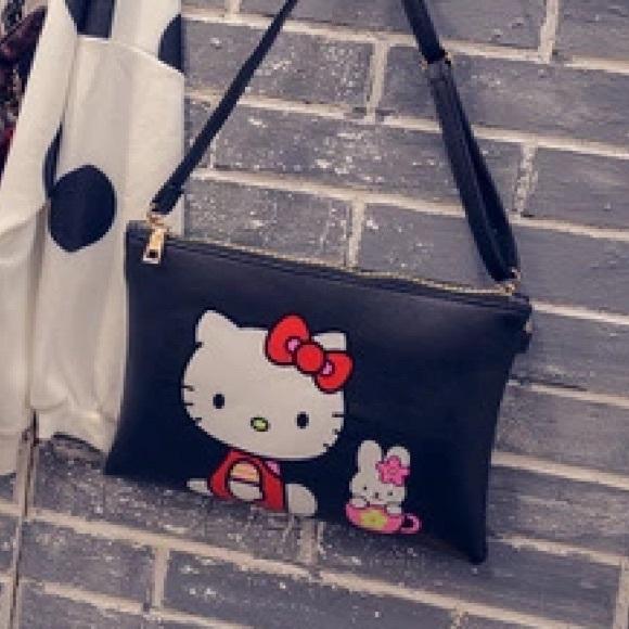 905c48102 Sanrio Bags   Hello Kitty My Melody Crossbody Bag   Poshmark