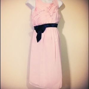 A Pea in the Pod Dresses & Skirts - Gorgeous pink maternity dress size large