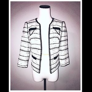White House Black Market Jackets & Blazers - 🔳 White House Black Market Embellished Blazer 🔳