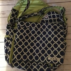 jujube Handbags - Ju- ju-be diaper bag