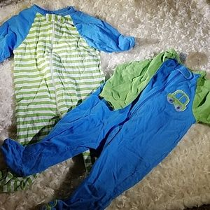 gerber Other - Footies pajamas bundle