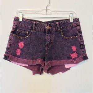 Celebrity Pink Pants - Celebrity Pink Denim Shorts