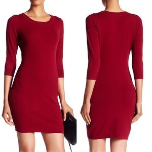 Rebecca Minkoff Dresses & Skirts - NWT Rebecca Minkoff Raven Sheath 3/4 Sleeve Dress