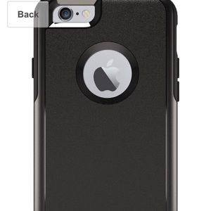 OtterBox Other - Black iPhone OtterBox Case for iPhone 6/6s
