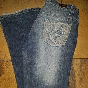 Dondup Denim - DondUp MEESE Womens Sz 3 Bootcut Jeans MSRP $149