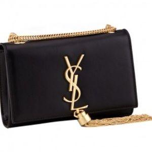 Yves Saint Laurent Handbags - Ysl tassel bag (make an offer ❤️️)