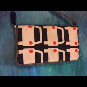Orla Kiely Handbags - Orla Kiely by target wallet/purse organizer