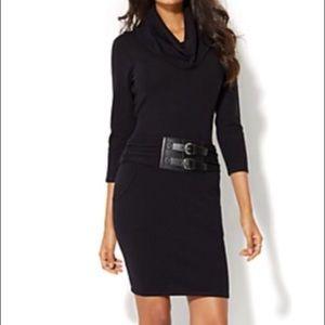 Dresses & Skirts - NEW YORK & COMPANY cowl-neck dress
