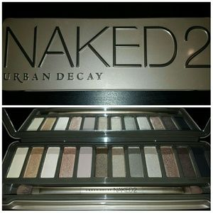 Urban Decay Other - Naked 2 urban decay pallet