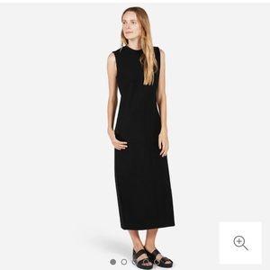 Everlane Dresses & Skirts - Everlane ponte long dress, black