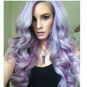 Accessories - Lilac Purple Beauty Lacefront Wig 22-24 inches