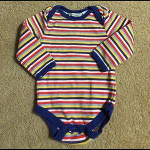 Marimekko Other - Multi color striped long sleeves shirt 6 months