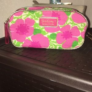 Lilly Pulitzer Handbags - Lilly Pulitzer Cosmetic Bag