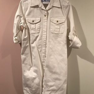 Lauren Ralph Lauren Dresses & Skirts - Authentic RLR Ralph Lauren white shirt dress.