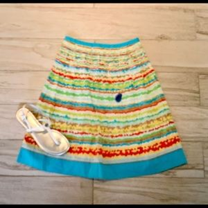 Talbots Dresses & Skirts - Talbots Beautiful Cotton Skirt! Perfect for Spring