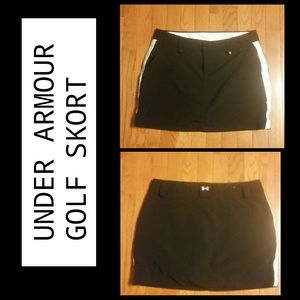 Under Armour Pants - Under Armour Golf Skort Size 8