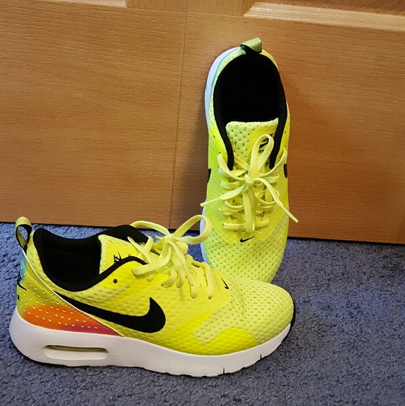 d2e74e4ed1b3 low price nike air max tn mens shoes black yellow pill 81007 6b44c